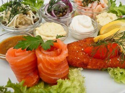 Lækker og velsmagende mad ud af huset i Sønderborg