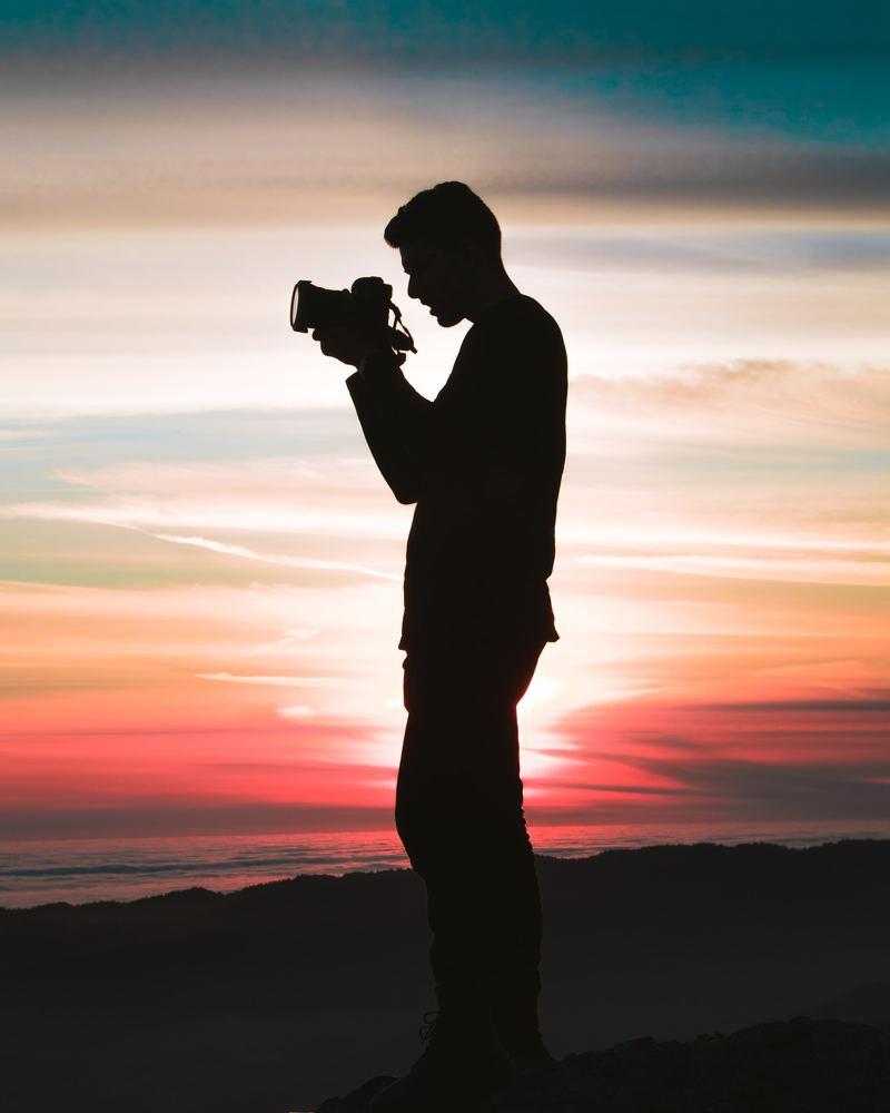 Kom godt i gang med at fotografere